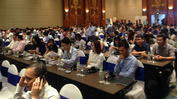Renova Symposium in Vietnam